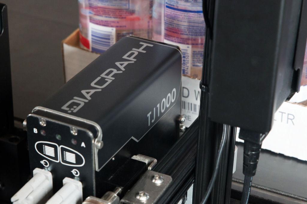 Thermal Inkjet - TJ1000