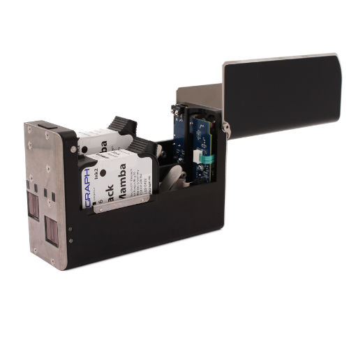 Thermal Inkjet - TJ1000 open