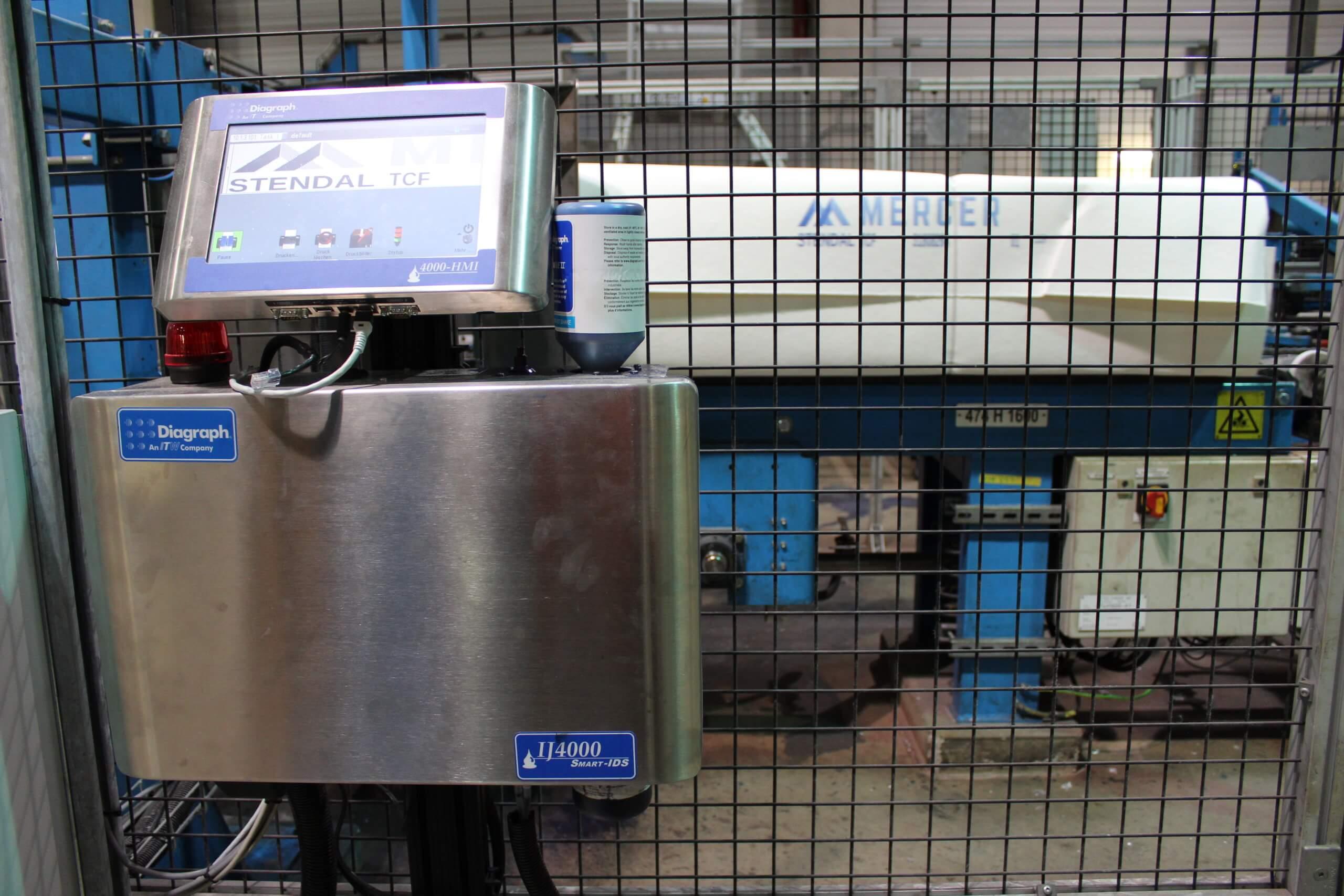 Drucker IJ4000 bei Zellstoff Stendal 2018 - (115)