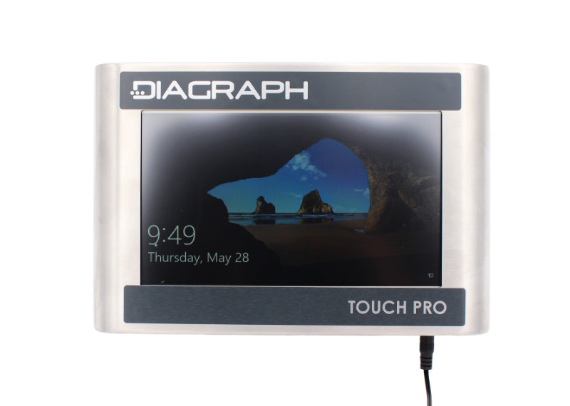 Touch Pro Front