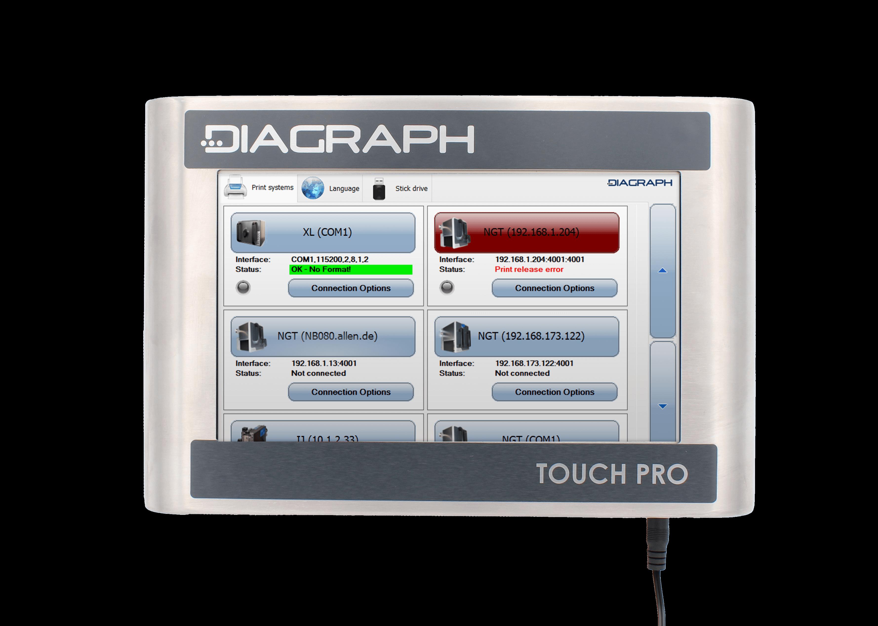 Touch Pro Windows_acontrol